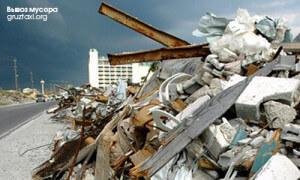 грузоперевозка строительного мусора